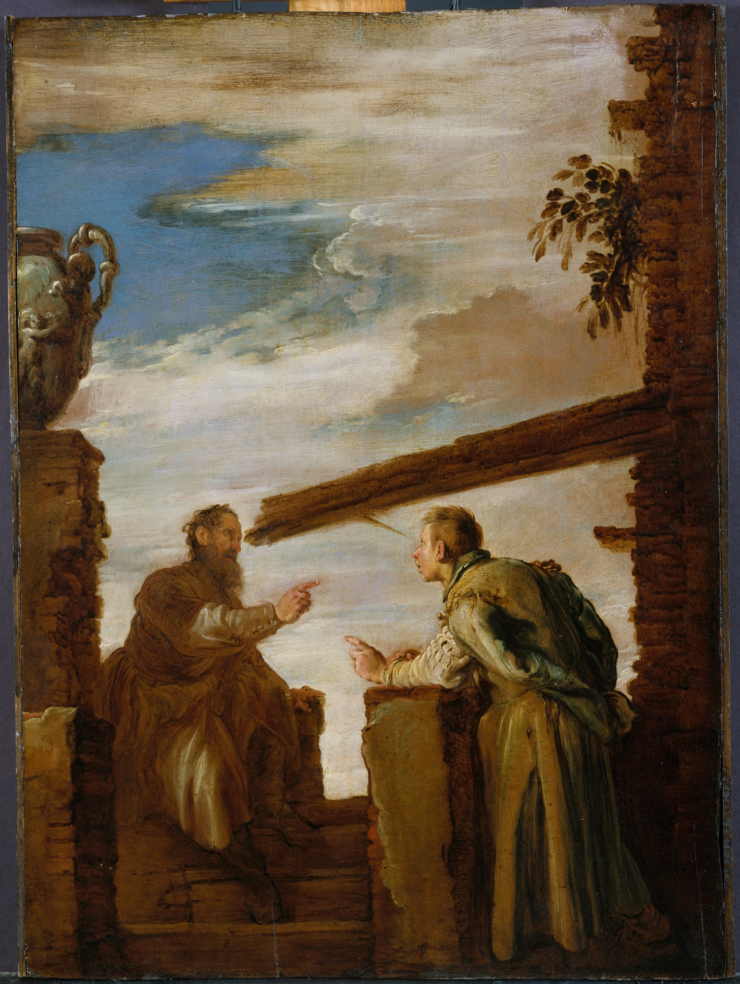 By Domenico Fetti - Metropolitan Museum of Art, online collection (accession number 1991.153), Public Domain, https://commons.wikimedia.org/w/index.php?curid=8353284